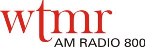 WTMR - Image: WTMR 800am logo