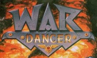 War Dancer - The logo for War Dancer