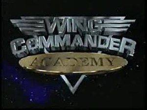 Wing Commander Academy - title screen