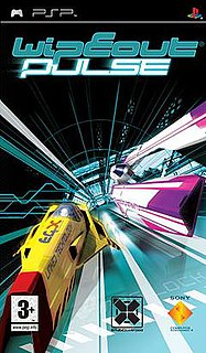 <i>Wipeout Pulse</i> 2007 video game