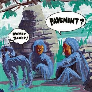 Steve Keene - Pavement's 1995 album Wowee Zowee features art by Steve Keene on the cover