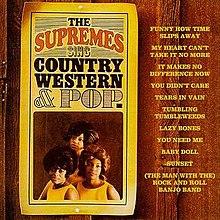 1965 - The Supremes Sing Country, Western & Pop.jpg