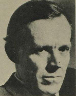 John Foot, Baron Foot - Image: 1967 John Foot
