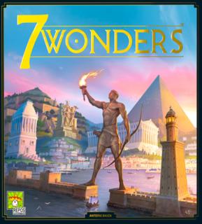 <i>7 Wonders</i> (board game) 2011 board game