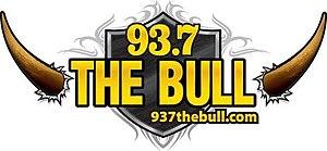KSD (FM) - Image: 93.7 The Bull