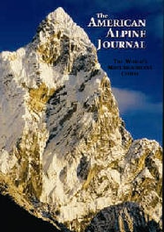 American Alpine Journal - Image: AAJ front cover 2004