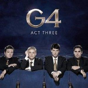 Act Three (G4 album) - Image: Act Three