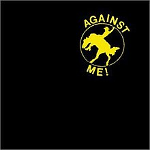 Against Me! - Against Me! 2001 EP cover.jpg