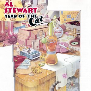 Year of the Cat - Image: Al Stewart Year of the Cat (album cover)