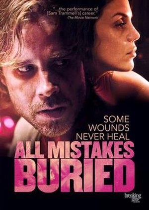 All Mistakes Buried - Theatrical release poster