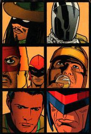 Batmen of All Nations - Image: Allnations
