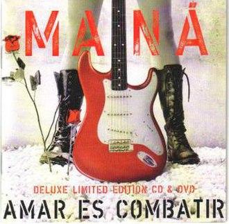 Amar es Combatir - Image: Amar Es Combatir DLE