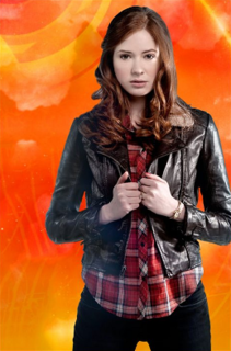 Amy Pond Fictional character in the TV series Doctor Who