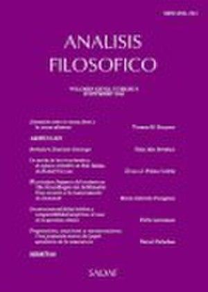 Análisis Filosófico - Image: Análisis filosófico