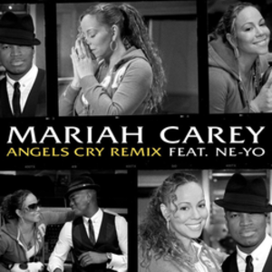 Angels Cry (song) - Image: Angels Cry Mariah Carey