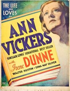 <i>Ann Vickers</i> (film) 1933 film