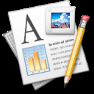 AppleWorks - Image: Appleworkslogo