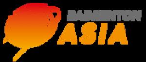 Badminton Asia - Image: Badminton Asia Logo