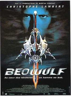 Beowulf (1999 film) - French language theatrical poster
