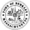 Official seal of Berkley, Massachusetts