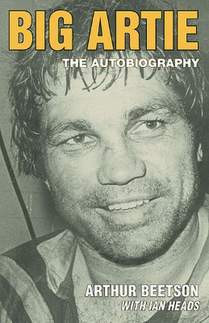 Arthur Beetson - Image: Big Artie the autobiography