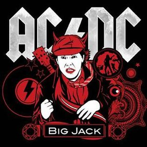 Big Jack (song) - Image: Bigjacksingle