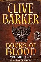 Picture of a book: Books Of Blood
