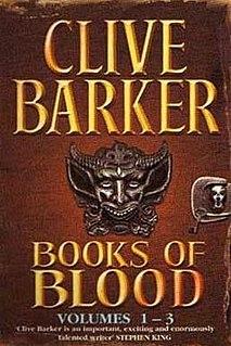 <i>Books of Blood</i> book