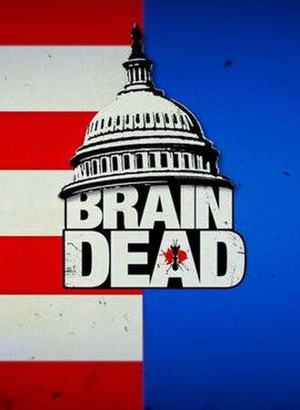 BrainDead - Image: Brain Dead TV series promo