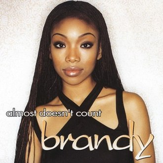 Almost Doesn't Count - Image: Brandy Norwood – Almost Doesn't Count
