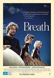 <i>Breath</i> (2017 film) 2017 Australian film