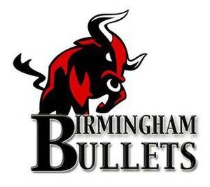 Birmingham Bullets - Image: Bullets Birmingham