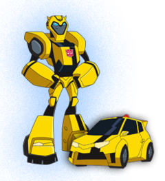 Bumblebee Transformers Animated Bumblebee (Tran...