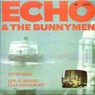 Seven Seas (song) - Image: Bunnymen lifeatbrians
