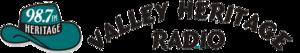 CJHR-FM - Image: CJHR 987heritage logo