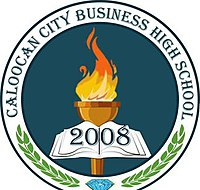The Official Seal of the Caloocan City Business High School