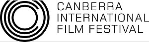 Canberra International Film Festival - Image: Canberra International Film Festival logo