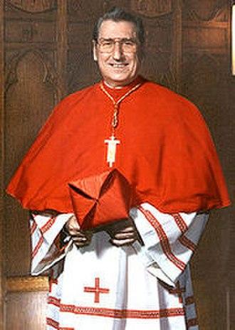 John O'Connor (cardinal) - Image: Cardinal. John. Joseph. O' Connor