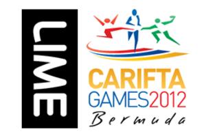 2012 CARIFTA Games - Image: Carifta games logo 2012