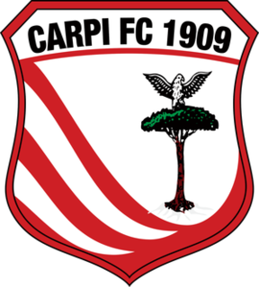 Carpi F.C. 1909 association football club in Carpi, Italy