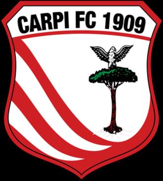 Carpi F.C. 1909 - Image: Carpi FC 1909 logo