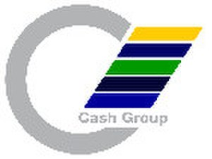 Cash Group - Image: Cash Group logo