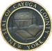 Seal of Cayuga County, New York