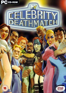 pSX juegos para PC: Celebrity Deathmatch Ps1 [Emulado PC ...