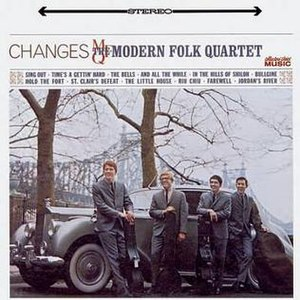 Changes (Modern Folk Quartet album) - Image: Changes album