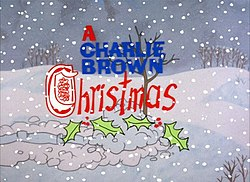 a charlie brown christmas - Peanuts Christmas