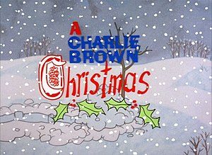A Charlie Brown Christmas - Image: Charlie Brown Christmas