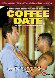 <i>Coffee Date</i> 2006 US independent film by Stewart Wade