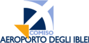 Comiso Airport - Image: Comiso Airport logo