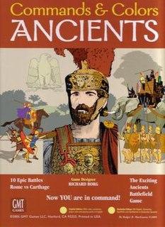 <i>Commands & Colors: Ancients</i> Board wargame